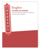 The Production Reception Cards