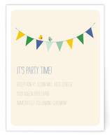 Barn Party! Reception Cards