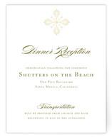 Sloane Reception Cards