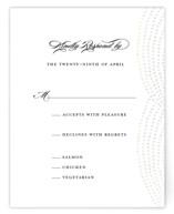 Bespeckle Gloss-Press™ RSVP Cards