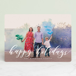Dreamy Christmas Photo Cards