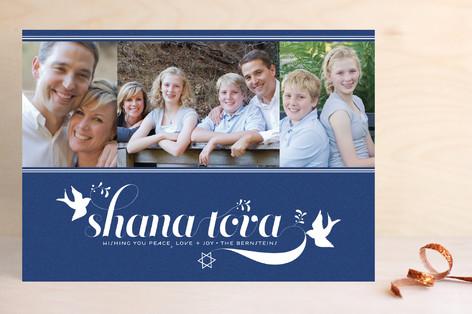 Peace Shana Tova Rosh Hashanah Cards