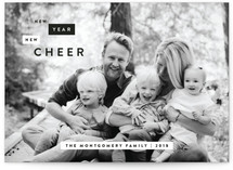 Boxes of Cheer New Year's Photo Cards