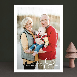 Crew Holiday Photo Cards