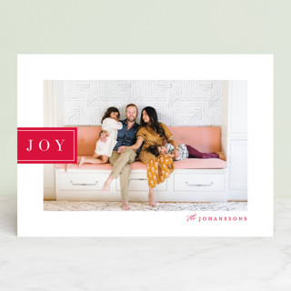 It's a Wrap Holiday Photo Cards