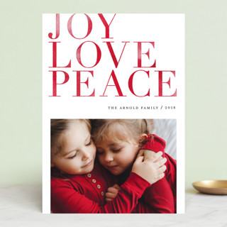 Inspire Holiday Photo Cards