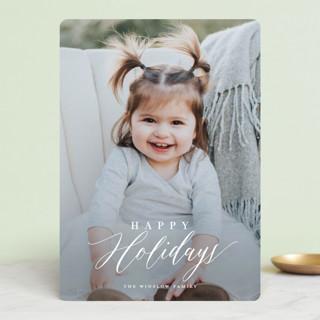 Festivity Holiday Photo Cards