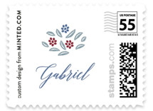 Charming Chapel Surround Baby and Kids Stamps