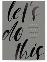 Let's Do this! by Dominique Vari
