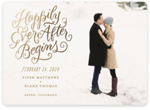 Happily Ever After Begins