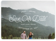Something New Save The Date Magnets