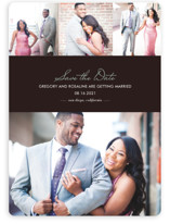 Chic Save The Date Magnets