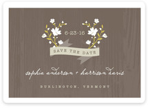 Woodland Save the Date Magnets