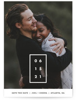 Cherished Date Save The Date Postcards