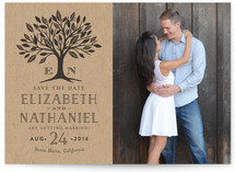 Enchanted Save The Date Cards
