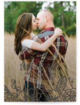 Modern Botanicals Save The Date Cards