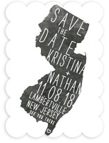 State Stamp - New Jersey