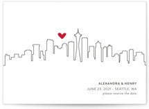 Love in the City - Seattle