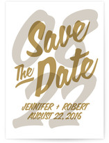 Retrotastic Save The Date Cards
