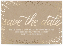 Starlight Save the Date Cards