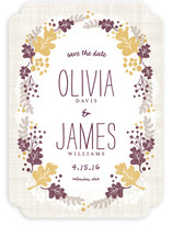 Wine Cellar Save The Date Cards