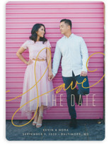 Signature Save The Date Cards