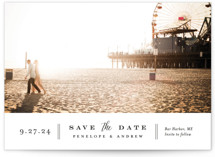 Bottom Line Save The Date Cards