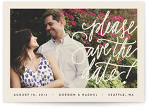 Cheery Save The Date Cards