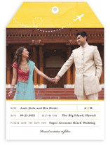 Destination Of Love Save the Date Cards