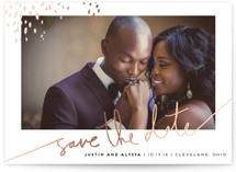 Let Love Shine Save The Date Cards