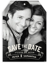 Sketched Save The Date Cards