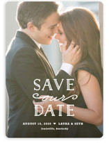 XOXO Save The Date Cards