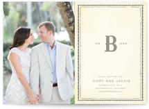 Mr + Mrs Monogram