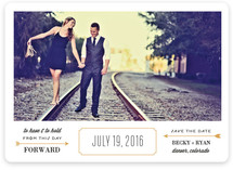 From This Day Forward Save The Date Cards