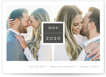 Frame Up Save The Date Cards