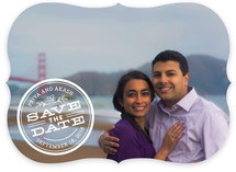 It's Official Save the Date Cards