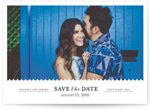 Shore Thing Save the Date Cards