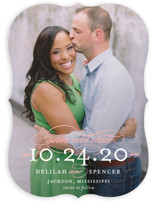 Classically Save The Date Cards