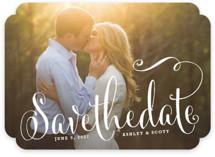 Modern Romance Save The Date Cards