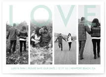 Bold Love Save the Date Cards