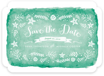 Seashore Save The Date Cards