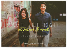 Swoon Save the Date Cards