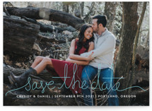 Revelry Save The Date Cards
