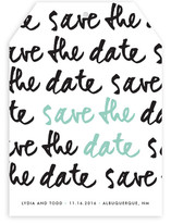 Love Note Save The Date Cards