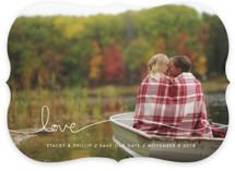 Love Line Save The Date Cards