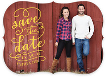 In the Loop Save the Date Cards