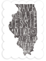 State Stamp- Illinois