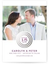 Everlasting Love Save The Date Cards