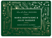 Botany Bay Save The Date Cards
