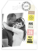 Destination Love Save the Date Cards